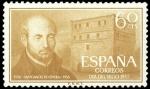 Sellos de Europa - España -  ESPAÑA SEGUNDO CENTENARIO Nº 1167 ** 60C OCRE SAN IGNACIO DE LOYOLA