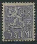 Sellos del Mundo : Europa : Finlandia : S315 - Escudo de armas