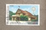 Stamps Thailand -  84 Aniversario sociedad Siam