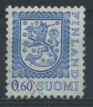 Sellos del Mundo : Europa : Finlandia : S560 - Escudo de armas