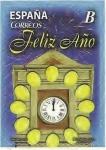 Stamps Europe - Spain -  NAVIDAD 2013. FELIZ AÑO. EDIFIL 4831