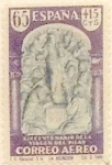 Sellos de Europa - España -  60 céntimos + 15 céntimos 1940