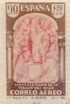 Sellos de Europa - España -  90 céntimos + 20 céntimos 1940