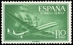 Sellos de Europa - España -  ESPAÑA SEGUNDO CENTENARIO NUEV Nº 1173 ** 1,1P VERDE CLARO SANTA MARIA