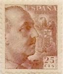Sellos de Europa - España -  25 céntimos 1940