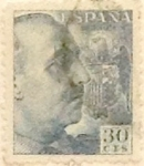 Sellos de Europa - España -  30 céntimos 1940