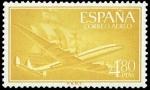 Stamps Spain -  ESPAÑA SEGUNDO CENTENARIO NUEV Nº 1176 ** 4,8P AMARILLO