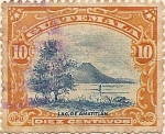 Stamps of the world : Guatemala :  Lago de Amatitlan