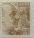 Sellos de Europa - España -  10 pesetas 1944