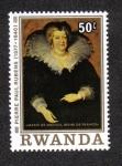 Sellos del Mundo : Africa : Rwanda : Marie de Medicis