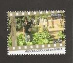 Stamps Portugal -  Misiones católicas en Africa