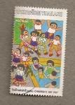 Sellos de Asia - Tailandia -  Día de los niños 1987