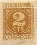 Sellos de Europa - España -  2 céntimos 1940