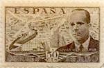 Sellos de Europa - España -  50 céntimos 1941