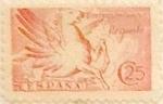 Sellos de Europa - España -  25 céntimos 1942