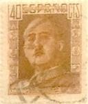 Sellos de Europa - España -  40 céntimos 1942