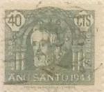 Sellos de Europa - España -  40 céntimos 1943