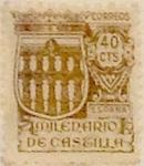 Sellos de Europa - España -  40 céntimos 1944
