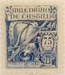 Sellos de Europa - España -  75 céntimos 1944