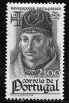 Stamps Europe - Portugal -  En honor a los navegantes. Fray Gonzalo Velho