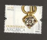 Sellos de Europa - Portugal -  Joyería Arcaica
