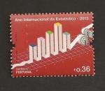 Stamps Portugal -  Año Internacional Estadística