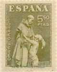 Sellos de Europa - España -  5,50 pesetas 1946