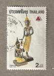 Stamps Asia - Thailand -  Bailarinas