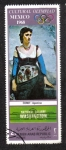 Sellos de Asia - Yemen -  Agostina, by Corot