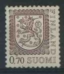 Sellos del Mundo : Europa : Finlandia : S561 - Escudo de armas