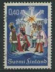 Sellos del Mundo : Europa : Finlandia : S581 - Navidad 1975