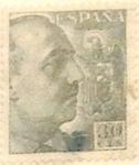 Sellos de Europa - España -  30 céntimos 1949