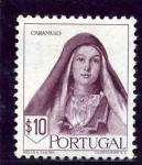Stamps Europe - Portugal -  Peinados Regionales. Caramulo
