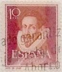 Sellos de Europa - España -  10 céntimos 1950