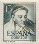 Sellos de Europa - España -  15 céntimos 1950