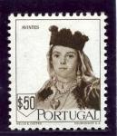 Sellos del Mundo : Europa : Portugal : Peinados Regionales. Avintes