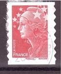 Sellos de Europa - Francia -  marianne beaujard