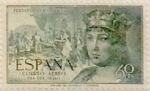Sellos de Europa - España -  60 céntimos 1952