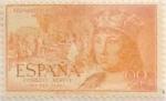 Sellos de Europa - España -  90 céntimos 1952