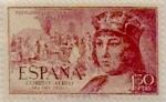 Sellos de Europa - España -  1,30 pesetas 1952