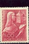 Sellos de Europa - Portugal -  III Centenario del Nacimiento de San Juan de Brito
