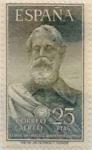 Sellos de Europa - España -  25 pesetas 1953