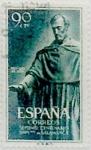 Sellos de Europa - España -  90 céntimos 1953