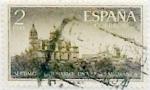 Stamps Spain -  2 pesetas 1953