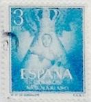Sellos de Europa - España -  3 pesetas 1954