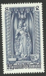 Stamps : Europe : Austria :  Escultura
