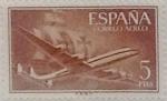 Sellos de Europa - España -  5 pesetas 1955