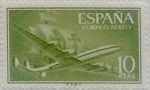 Sellos de Europa - España -  10 pesetas 1955