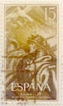 Sellos de Europa - España -  15 céntimos 1956