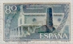 Stamps Spain -  80 céntimos 1956